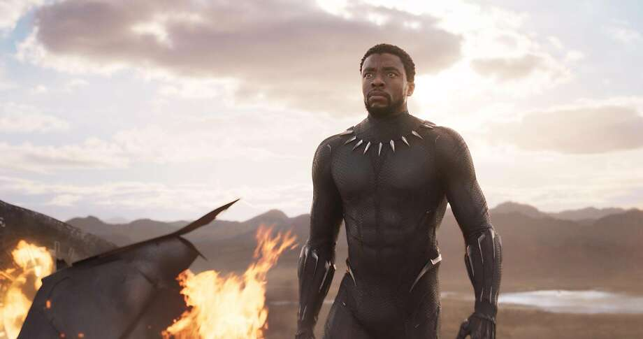 """WINNERS: OAKLAND FILMMAKERS  It was a great year for moviemakers who grew up in Oakland. Ryan Coogler's """"Black Panther"""" set all kinds of box-office records, while Boots Riley got major acclaim for """"Sorry To Bother You,"""" as did Daveed Diggs and Rafael Casal for """"Blindspotting."""" Photo: Marvel Studios"""