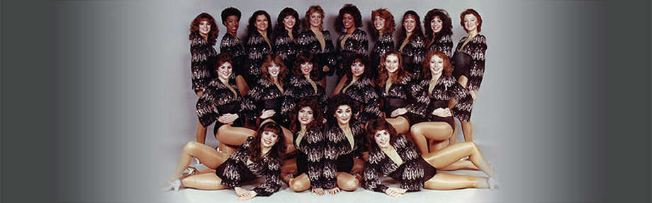 About a decade before the current dance team was formed, the Quicksilver dance troupe fired up the Hemisfair Arena for the 1982-1983 season. On March 15, the Spurs will recognize the team with an on court presentation, but the squad is missing a few of its members. Photo: Provided By Cynthia Trinidad