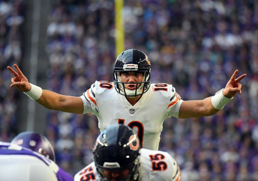 Chicago Bears2017 record: 5-11Super Bowl odds: 100-to-1