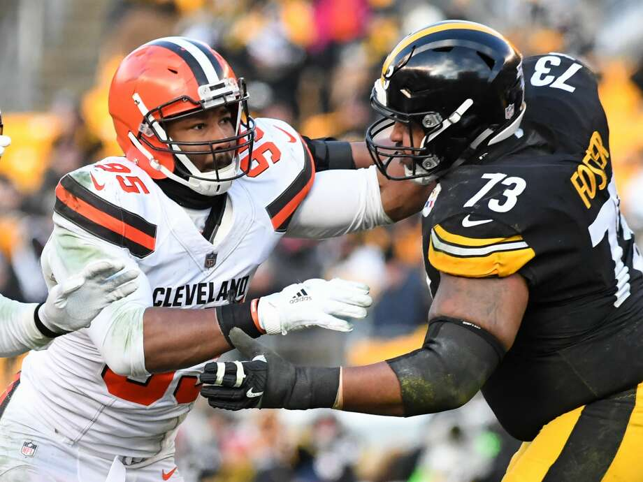 Cleveland Browns2017 record: 0-16Super Bowl odds: 100-to-1 Photo: Diamond Images/Diamond Images/Getty Images