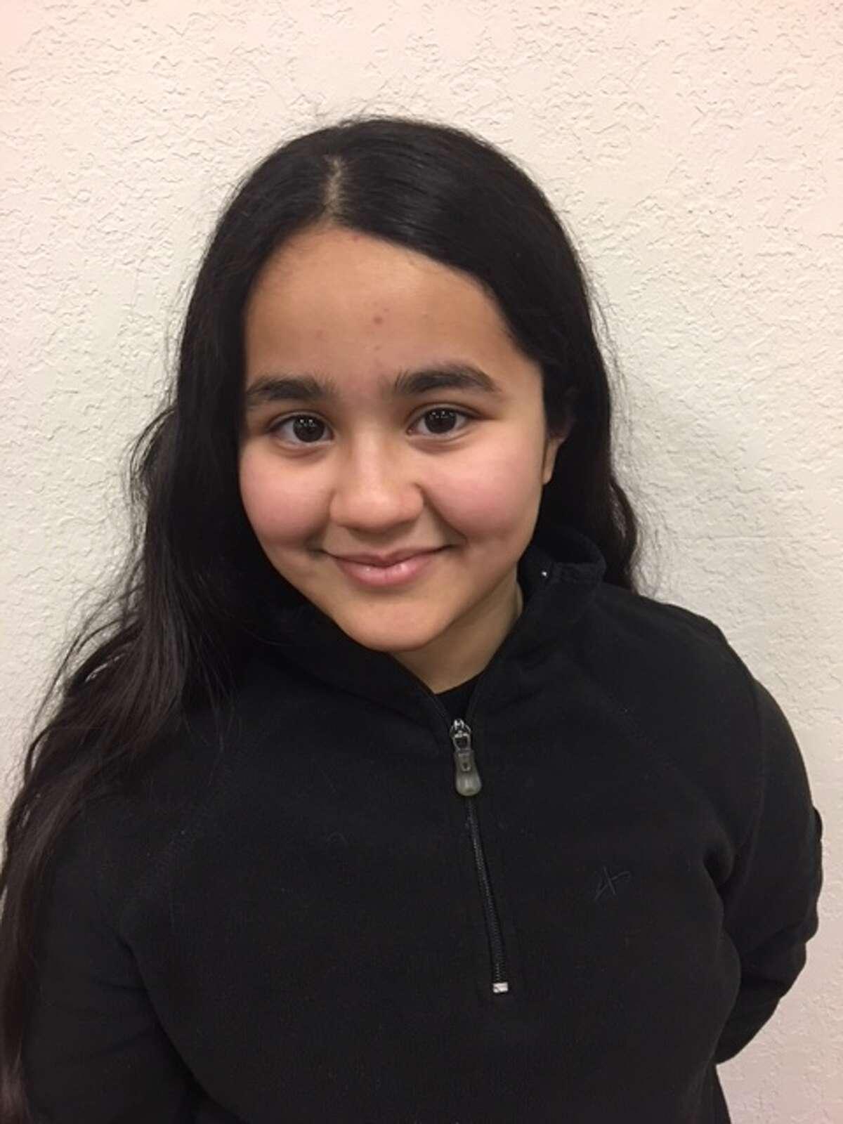 Big Spring Junior High: Ananya Limaye, 12, seventh grade