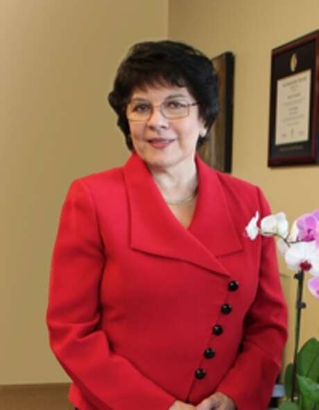 Irene Porcarello, a president at Houston Community College, died over the weekend.