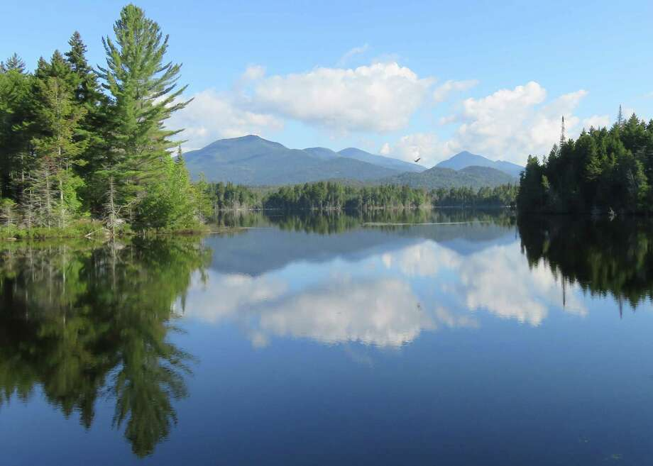 Does this shot of Boreas Ponds embody what's best about Upstate NY? If you have another shot that shows the Best Of Upstate, we want to see it. Read more here for details. (Photo by Herb Terns / Times Union) Photo: Picasa