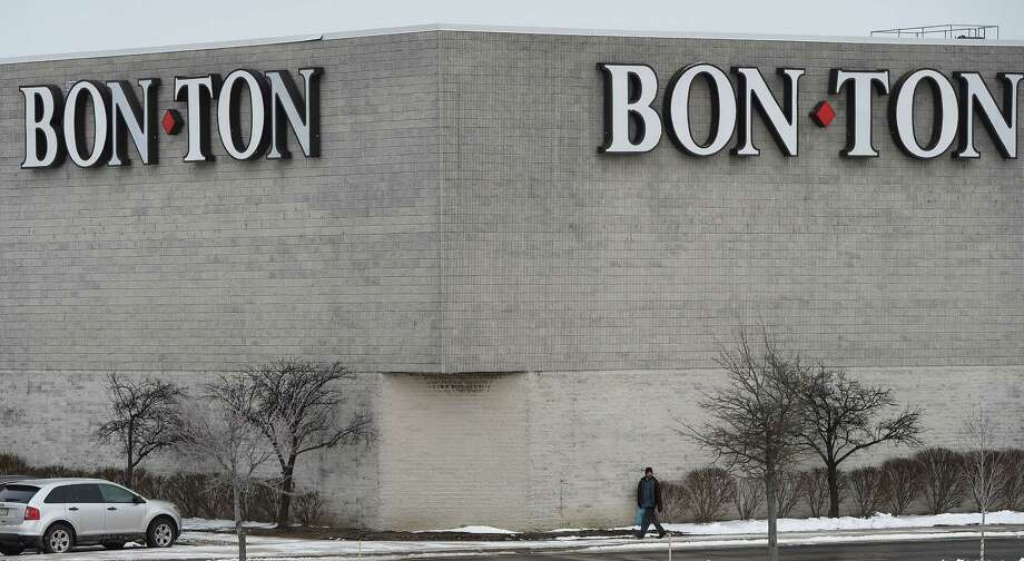This photo taken Jan. 31, 2018, shows The Bon-Ton store at the Millcreek Mall, near Erie, Pa. The future of Bon-Ton Stores looks tenuous after the department store chain that survived economic downturns including the Great Depression filed for bankruptcy protection. The company late Tuesday said it would close down after failing to find a buyer that would continue operations.  (Jack Hanrahan/Erie Times-News via AP) Photo: Jack Hanrahan / Erie Times-News