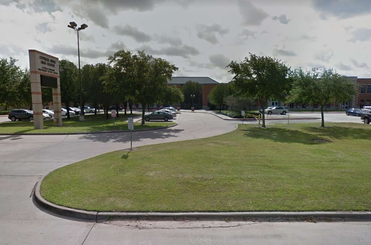 Cypress Ridge High School Average years of experience of principals:25 District:Cy-fair ISD