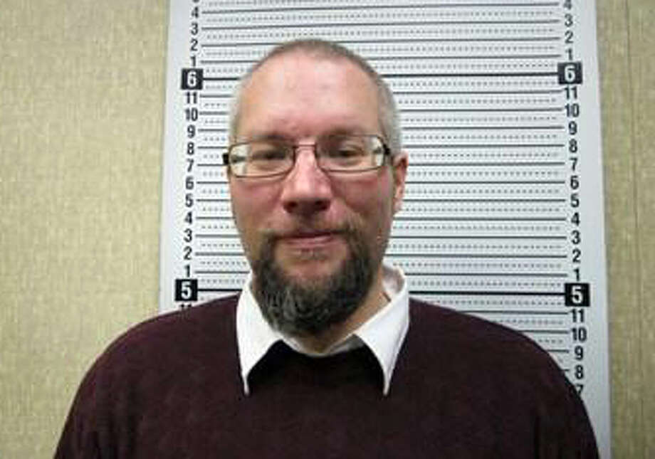 Steven M. Rigtrup, pictured in a Department of Corrections photo. Photo: Department Of Corrections