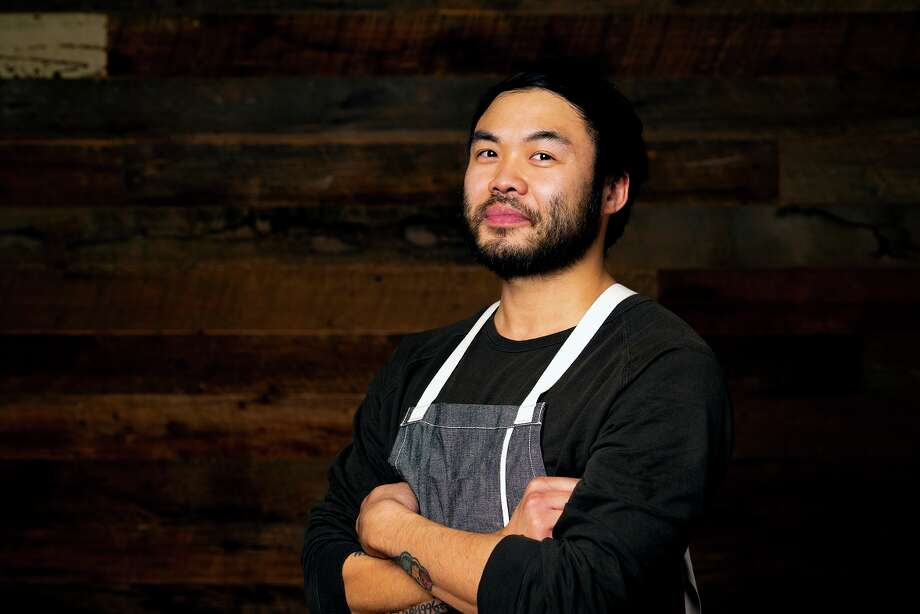 Celebrity chef Paul Qui will close his Aqui restaurant in Houston on Dec. 23.  Photo: Mark Weatherford