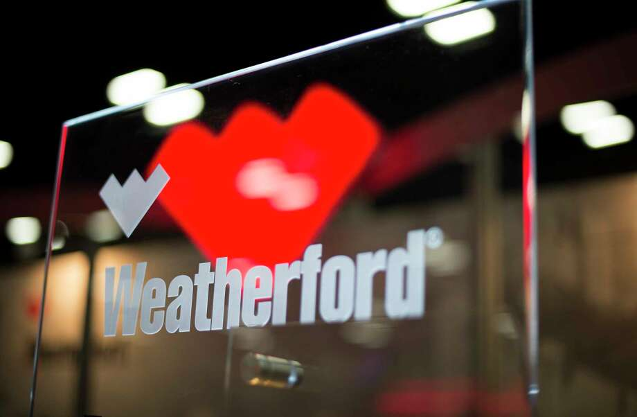 Weatherford International's $1.9 billion loss led to the oil services provider's shares diving 12 percent on Monday after tumbling 14 percent on Friday. Photo: Eddie Seal / © 2012 Bloomberg Finance LP