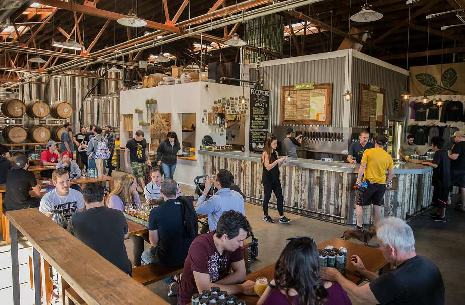 5 East Bay craft brewery and cidery crawls (and their public transit options!)