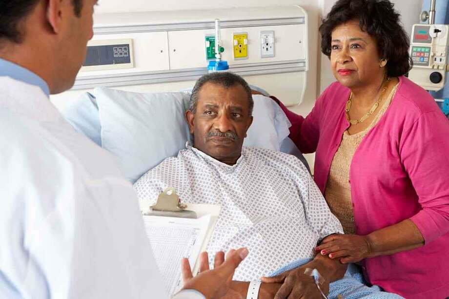 """Black Americans are more likely to die of vascular disease than other ethnic groups, and have more severe vascular disease by the time they actually see a surgeon. That's according to a new study, published in the February issue of """"Journal of Vascular Surgery."""" Photo courtesy of the Society of Vascular Surgery. Photo: Contributed / Contributed / monkeybusinessimages"""