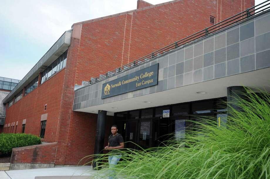 Norwalk Community College Photo: Autumn Driscoll / Hearst Connecticut Media / Connecticut Post