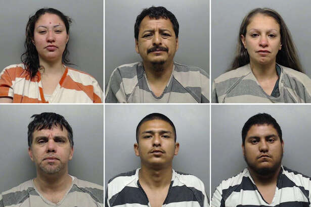 Click through this gallery to see mugshots of the20 arrested on a variety of charges in 'Operation Gotcha.'