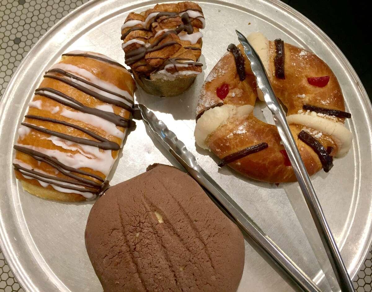 2. La Panadería 8305 Broadway Street