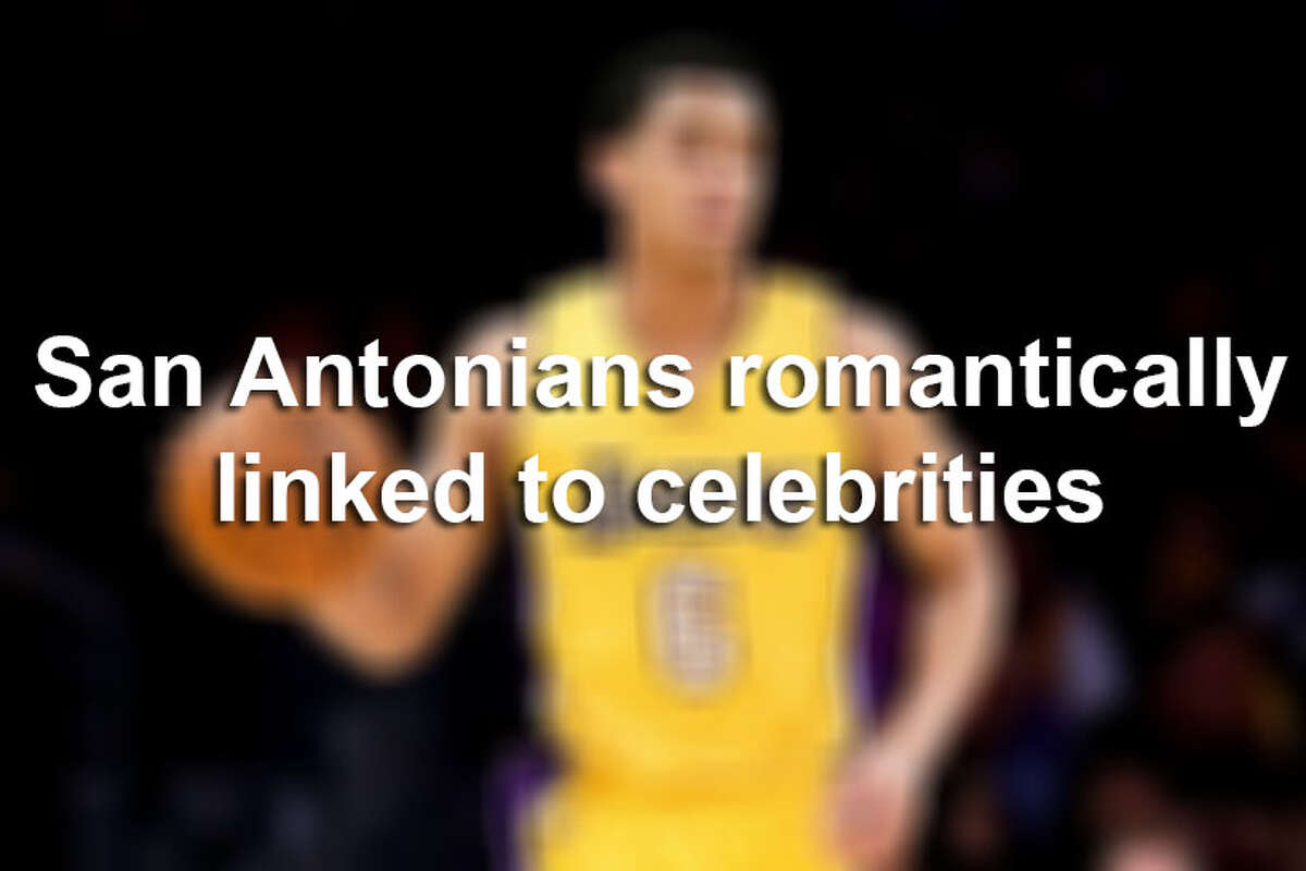 Several San Antonio residents, current and former, have brought heart-shaped stars in the eyes of movie, television and sports stars over the years. Click through the gallery for love stories where San Antonio is a setting of enchantment.