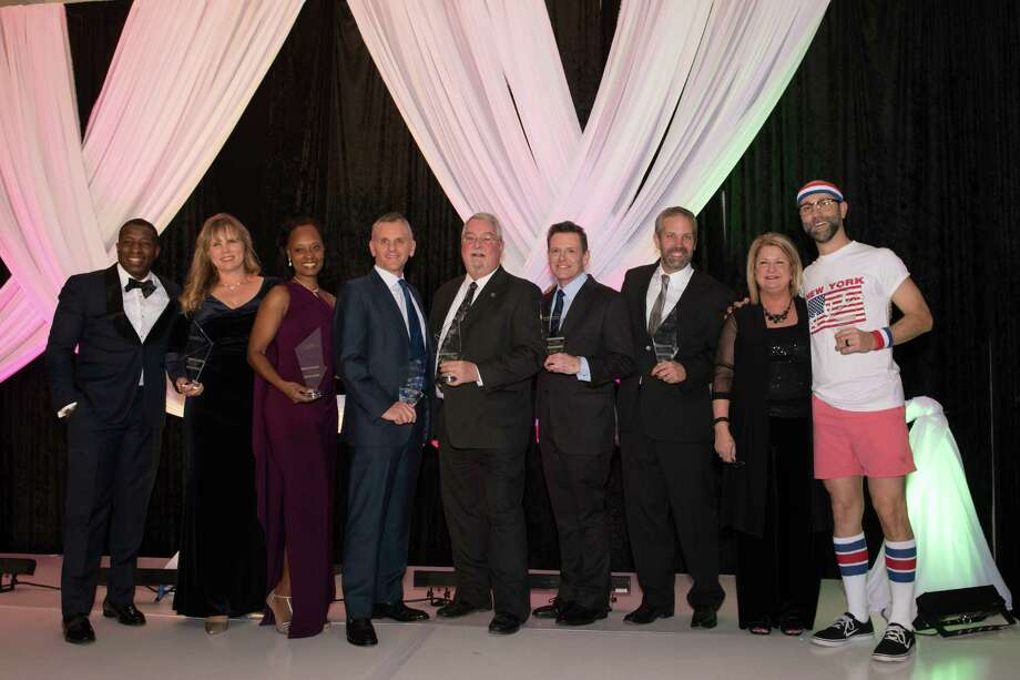 """With a """"Totally '80s"""" theme, theFort Bend Chamber of Commerce held its annual Chairman's Gala on Jan. 26 at Safari Texas Ranch. Photo: Courtesy Photo"""