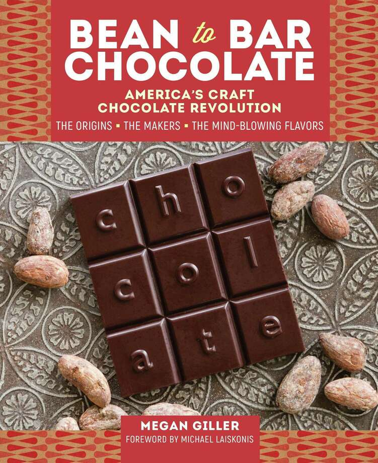 """Bean-to-Bar Chocolate""  by Megan Giller Photo: Storey Publishing"