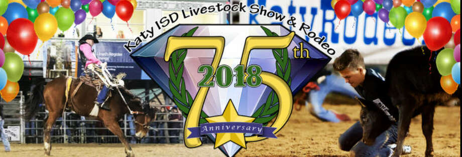 The 75th annual Katy Future Farmers of America parade pays tribute to the men and their families who made the program among the most recognized in Texas and the nation: L.D. Robinson and Billy Morgan. Photo: Katy ISD FFA Livestock Show & Rodeo