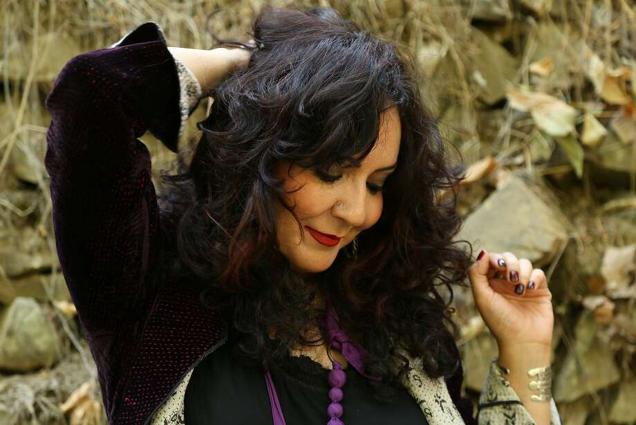 Mahsa Vahdat, who writes new melodies rooted in traditional Persian music and poetry, will perform in S.F. on Feb. 17. Photo: Courtesy SF Live Arts@Cyprian's