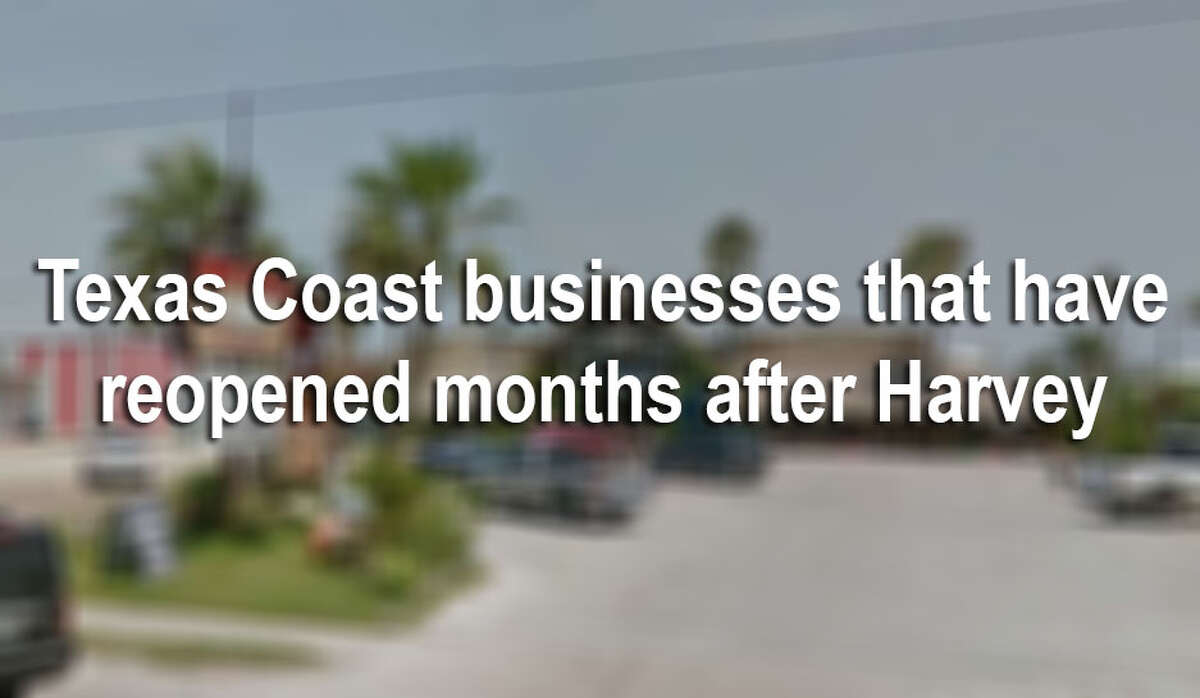 Towns along Texas' Coastal Bend are still inching back to their former glories five months after a catastrophic hurricane struck the area. Click through the slideshow to see 40 businesses and restaurants that are among the many that have reopened in Port Aransas and Rockport.