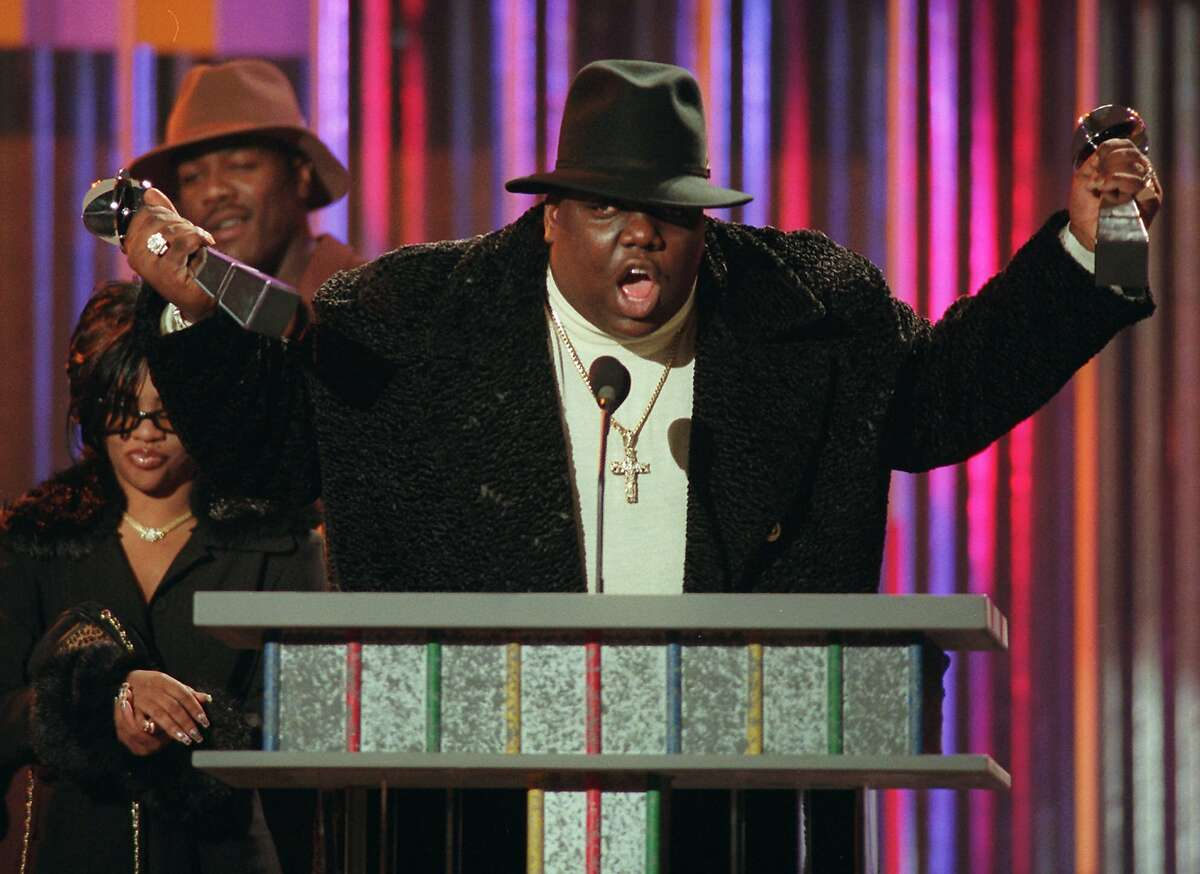 Notorious B.I.G. was killed at a stoplight in Los Angeles.