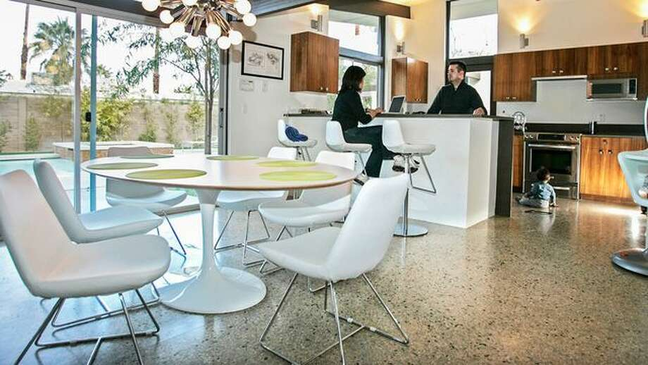 Terrazzo Flooring All The Rage For Kitchens Bathrooms And
