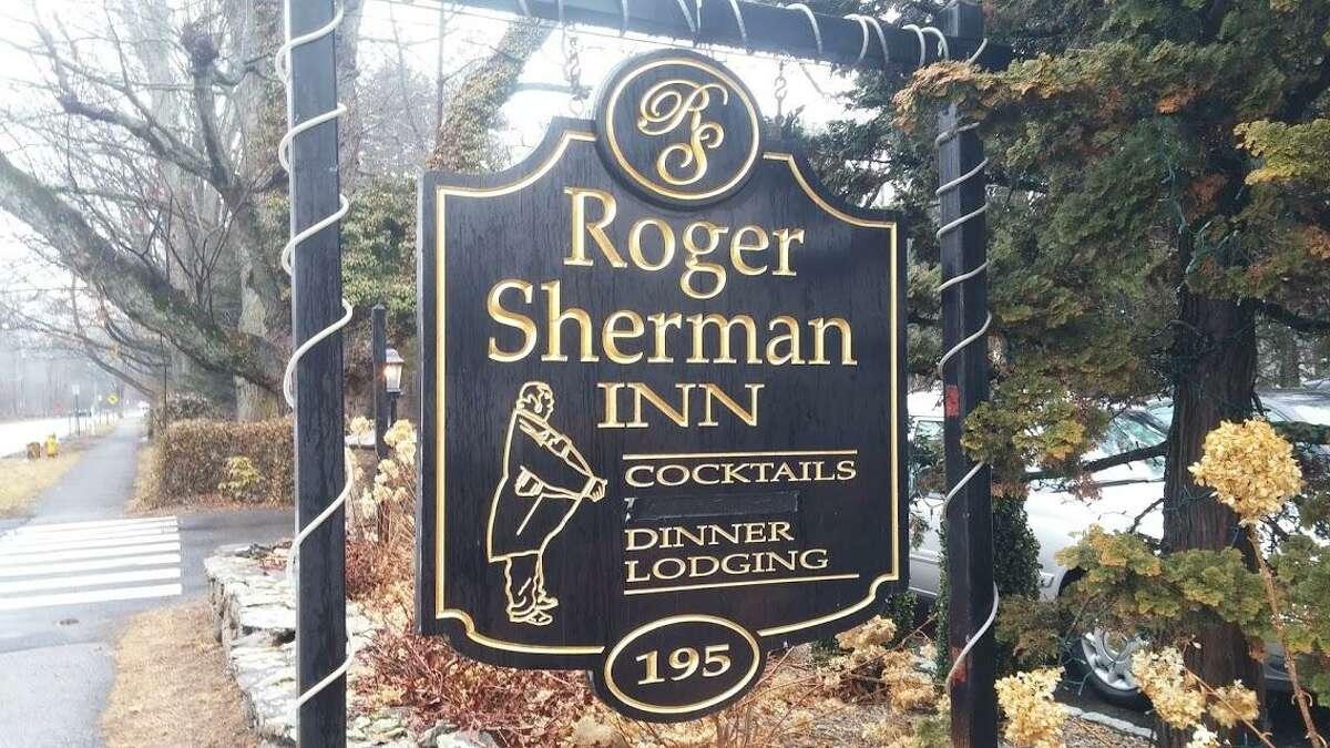 The Roger Sherman Inn.