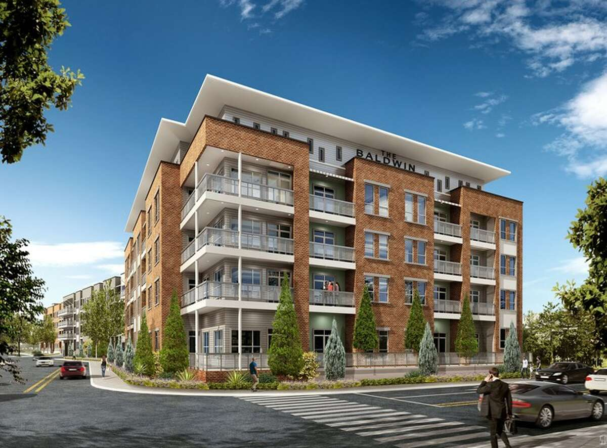 The Baldwin at St. Paul Square is under construction at 239 Center St., walking distance from the strip of bars and restaurants. The downtown community is the brainchild of the San Antonio Housing Trust Public Facility Corp., a city nonprofit, and NRP Group, a national developer.