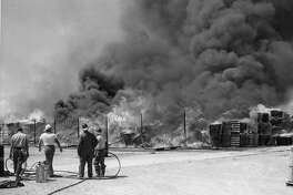 Wickes Lumber fire unknown date