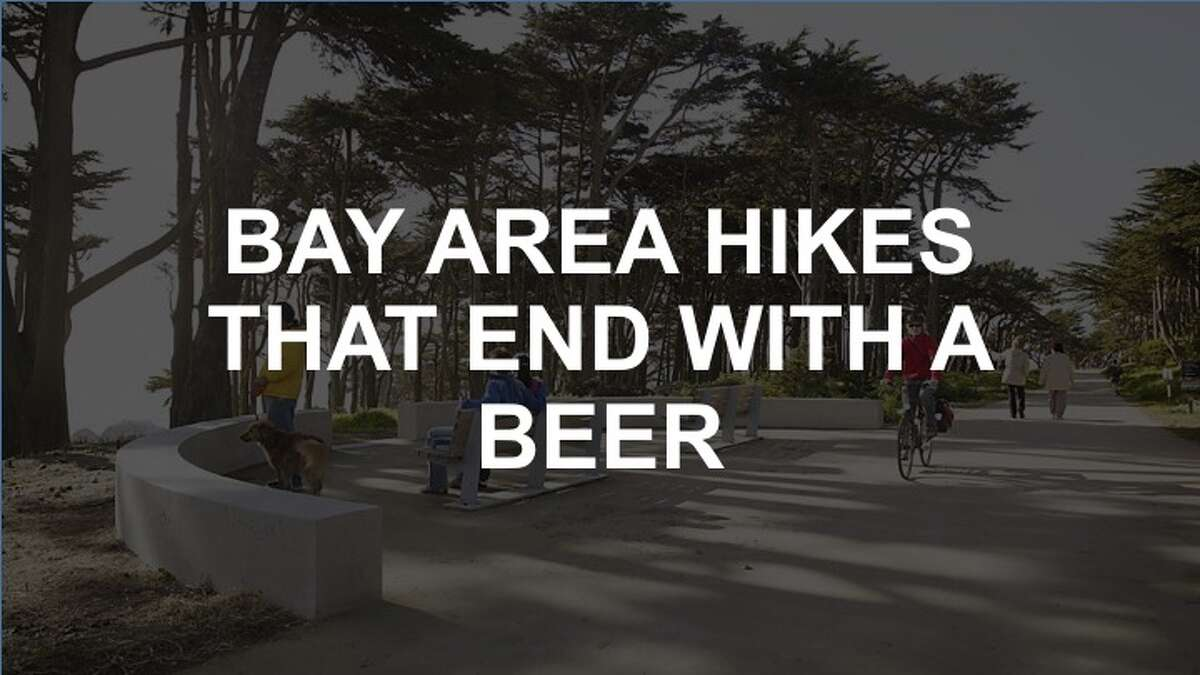 BAY AREA HIKES THAT END WITH A BEER Click through the slideshow for info on the best hike and beer pairings in the Bay Area.