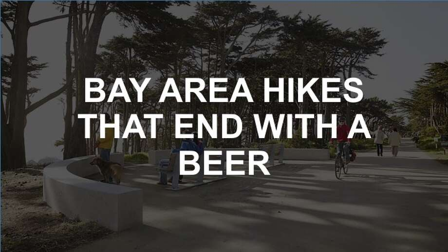 BAY AREA HIKES THAT END WITH A BEERClick through the slideshow for info on the best hike and beer pairings in the Bay Area. Photo: Michal Venera/Parks Conservancy