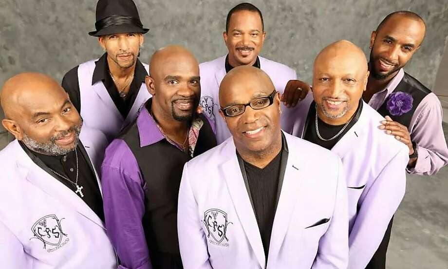Con Funk Shun came out of Vallejo and rose to popularity in the 1970s. They continue to tour. Photo: Courtesy Con Funk Shun