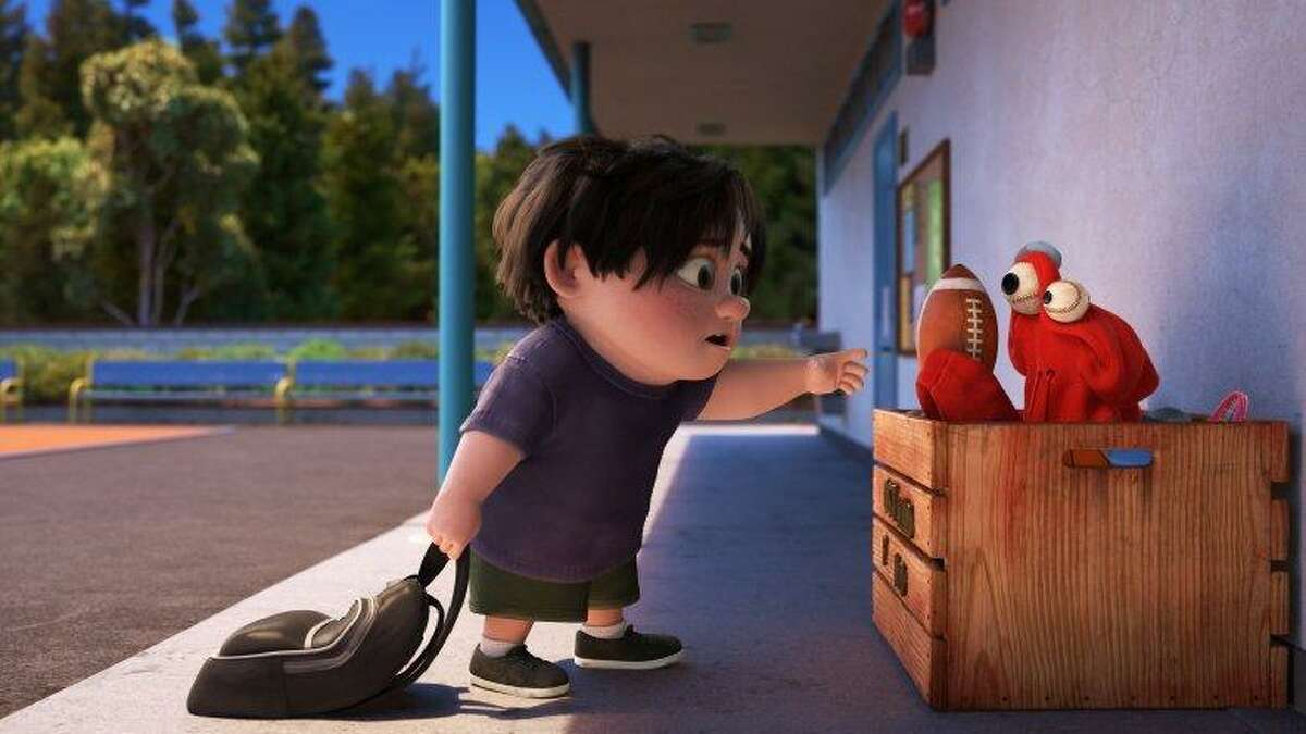 Pixar has a film among the Oscar nominees for animated shorts.