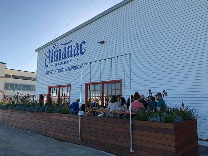 Almanac Beer Co. Alameda