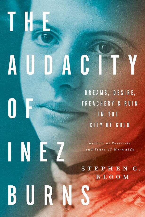 """The Audacity of Inez Burns"" Photo: Regan Arts"