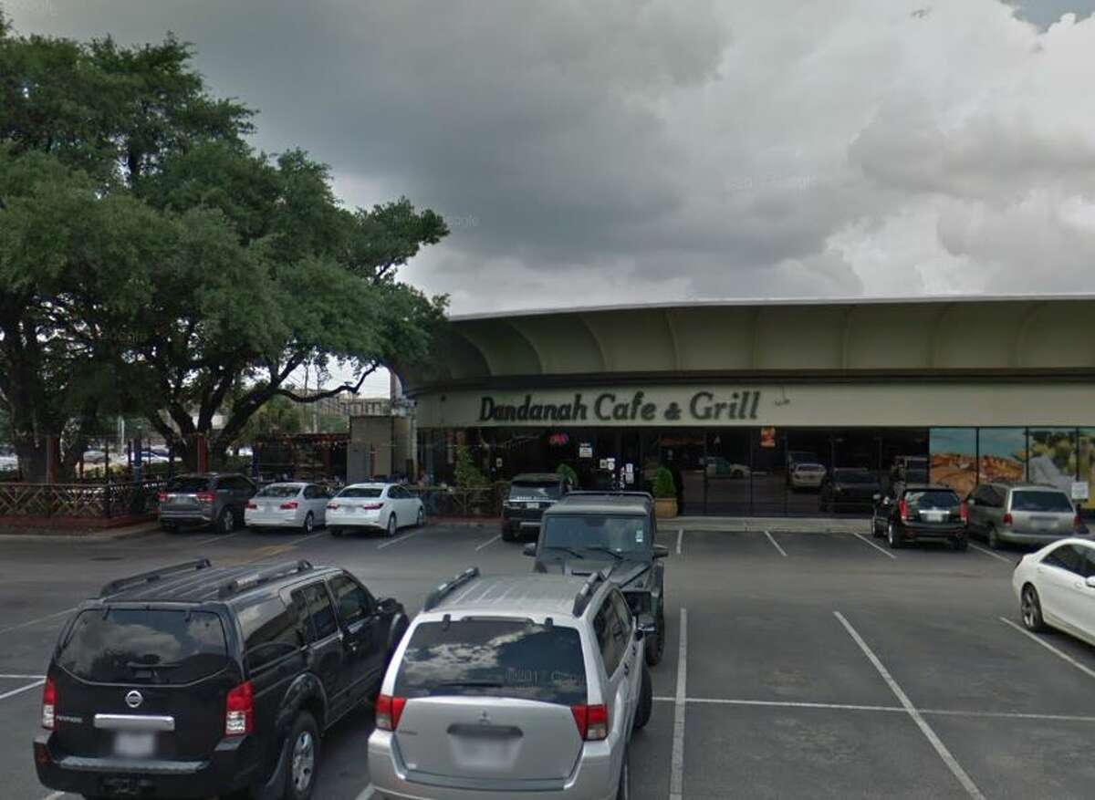 Dandanah Cafe and Grill 2707 Fountainview Dr. Ste. A Houston, TX 77057 Demerits: 25 Inspection Highlights:Observed black residue inside the ice making machine. Clean and maintain ice making machine to prevent contamination of the ice.