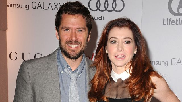 Alyson Hannigan Porn Pie - Alyson Hannigan and Alexis Denisof List Picture-Perfect $5.1M Santa Monica  Home