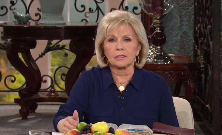 A widely-shared video featuring televangelist Gloria Copeland is sending a dangerous message about this year's persistent and deadly flu strain.See10 flu prevention tips. Photo: Flulady