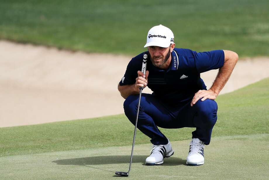 Dustin Johnson has won AT&T twice, in 2009 and 2010. Photo: Matthew Lewis, Getty Images