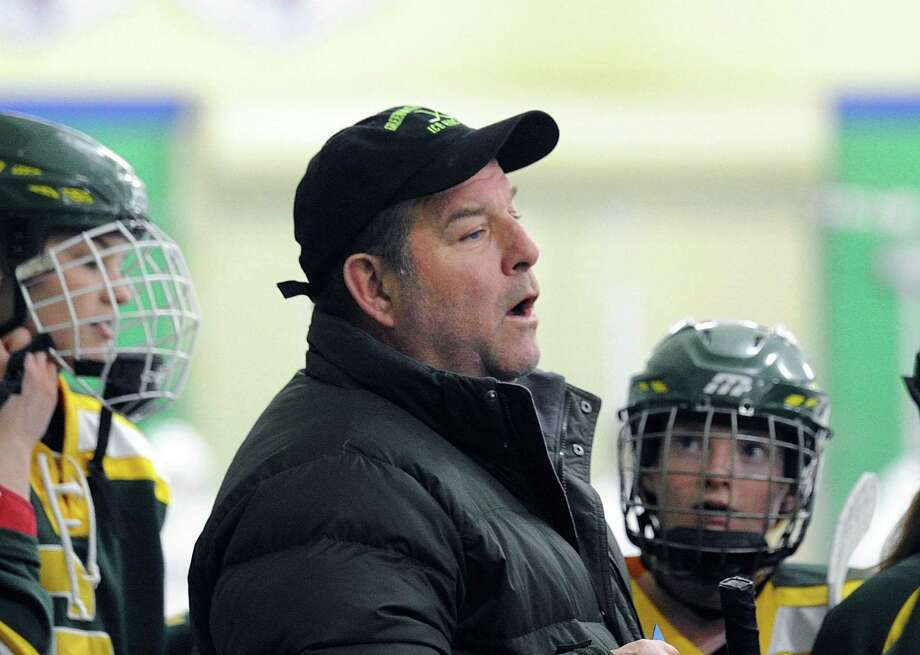 Coach Moe Tarrant guided Greenwich Academy to the NEPSAC Division II title each season from 2004-2007 Photo: Bob Luckey Jr. / Hearst Connecticut Media File Photo / Greenwich Time
