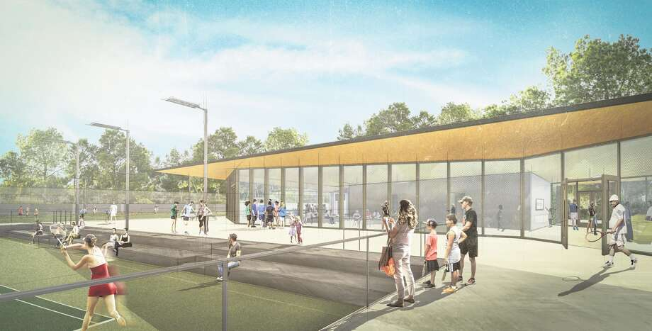 The Recreation and Park Commission's Capital Committee is expected to approve a handful of proposals, including the main design plans for the $26.3 million Golden Gate Park Tennis Center.