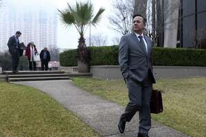 State Sen. Carlos Uresti is fighting 11 felony charges over his role in an oilfield company that defrauded investors. He served as the company's outside legal counsel, recruited investors and held a 1 percent in the enterprise. He has denied the charges.