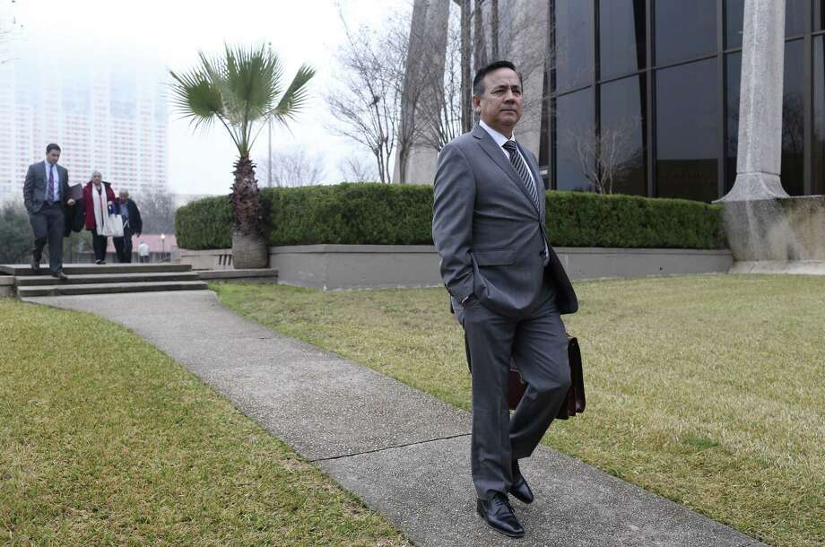 State Sen. Carlos Uresti, D-San Antonio, did not take the witness stand in his own defense. Photo: Jerry Lara / San Antonio Express-News / © 2018 San Antonio Express-News