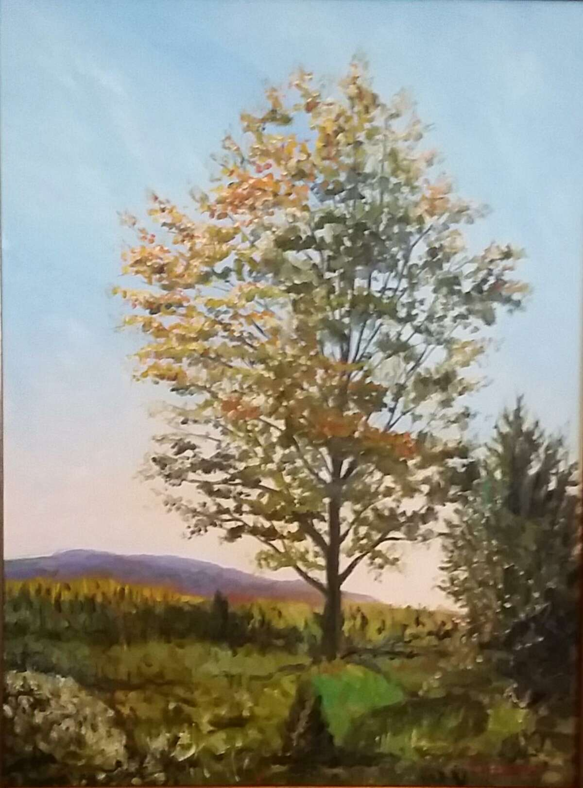 The Acton Public Library, 60 Old Boston Post Road Old Saybrook, is hosting a show by guest artist Daniel Dahlstrom of Chester.