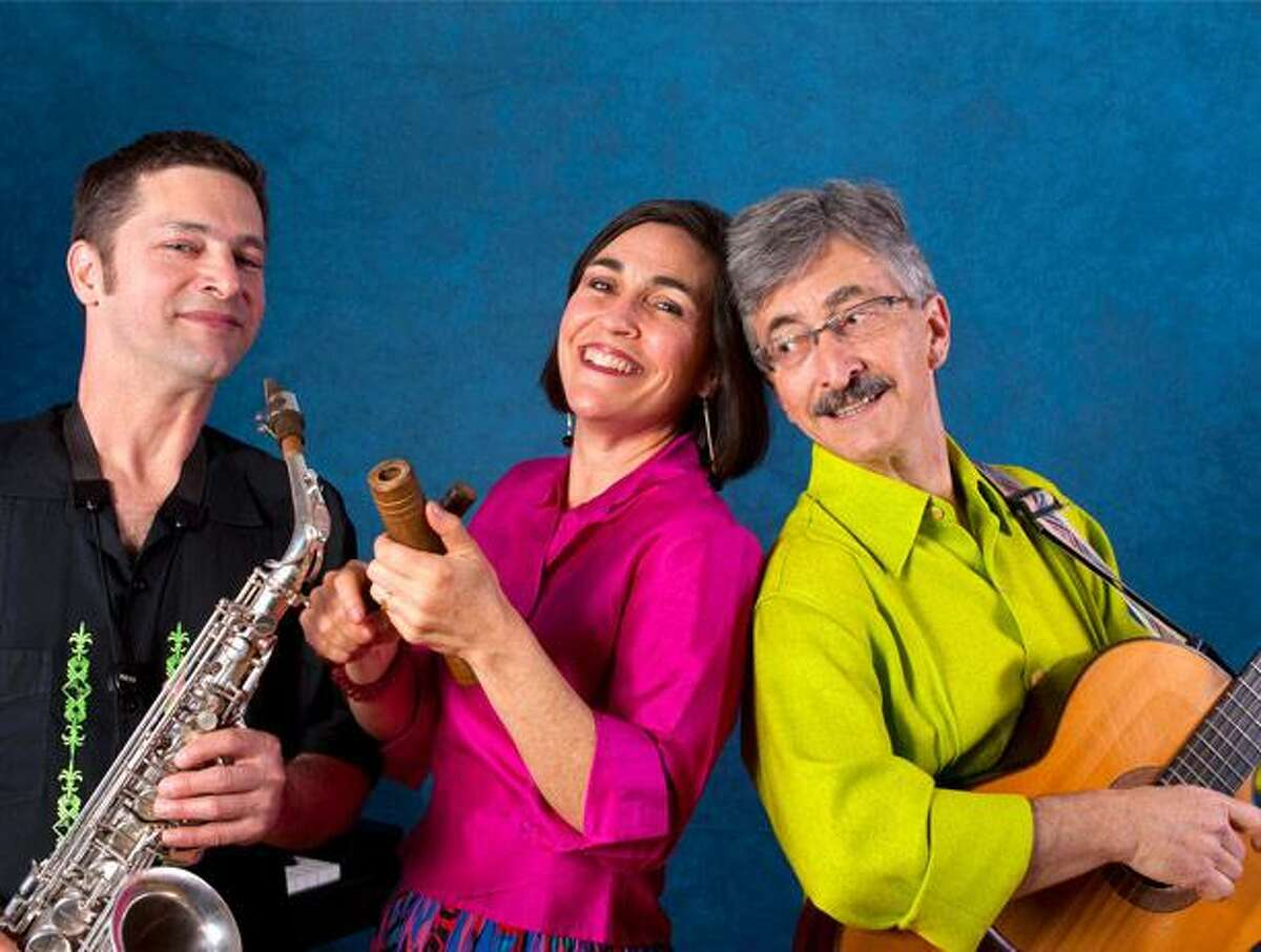 Sol Y Canto, a Latin music ensemble, performs Feb. 11 in Middletown as part of the Greater Middletown Concert Association's 2017-18 season.