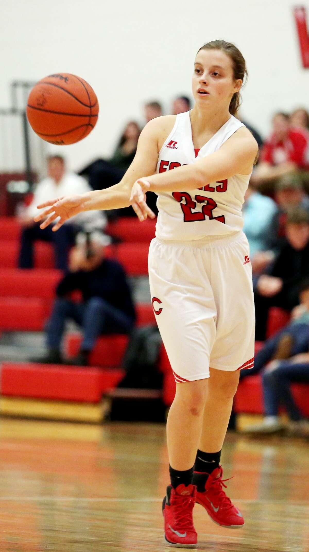 Peck at Caseville - Boys/Girls Basketball 2018