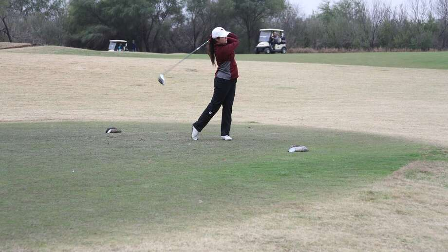 The Dustdevils finished fourth at the 2018 Jack Brown Memorial Golf Tournament at the Max A. Mandel Golf Course. Photo: Courtesy Of TAMIU Athletics