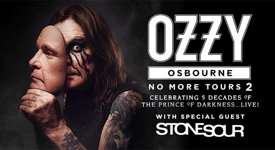 "Sept. 19: Ozzy Osbourne, ""No More Tours 2,"" DTE Energy Music Theatre, www.313presents.com Photo: Www.313presents.com"