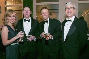 Were you Seen at the 15 th  Annual Ellis Medicine Winter Gala at the Glen Sanders Mansion in Scotia on Feb. 3, 2018?
