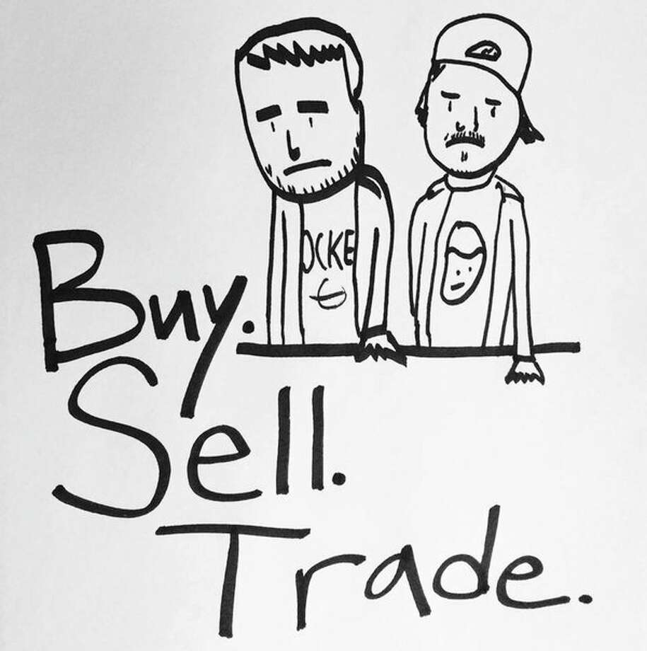 Double Feature Sunday at The State Theatre in Bay City will feature Midland-based film, 'Buy. Sell. Trade.' at 1 p.m. Sunday, Feb. 25. (graphic provided)