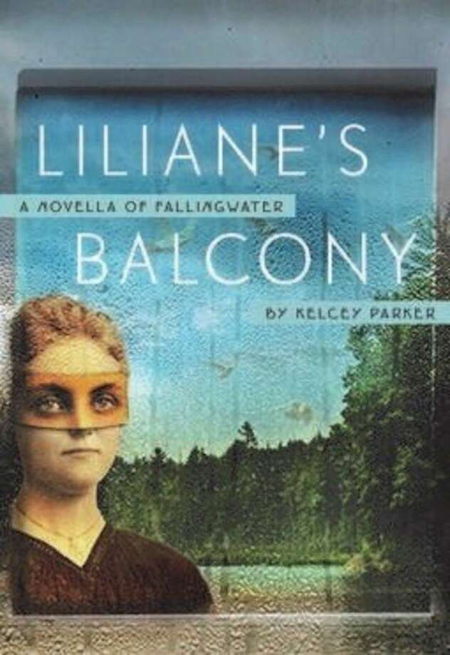 The book 'Liliane's Balcony: A Novella of Fallingwater' will be discussed this month in the living room of the Alden B. Dow Home & Studio, 315 Post St. (photo provided)
